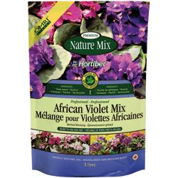 Nature Mix African Violet Mix - 5 Litre