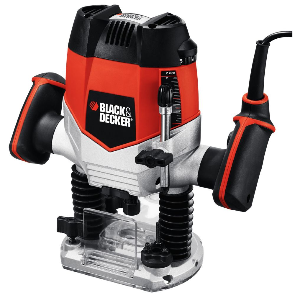 Black & Decker RP250-CA 2-1/4-Inch 10 Amp Variable Speed Plunge Router