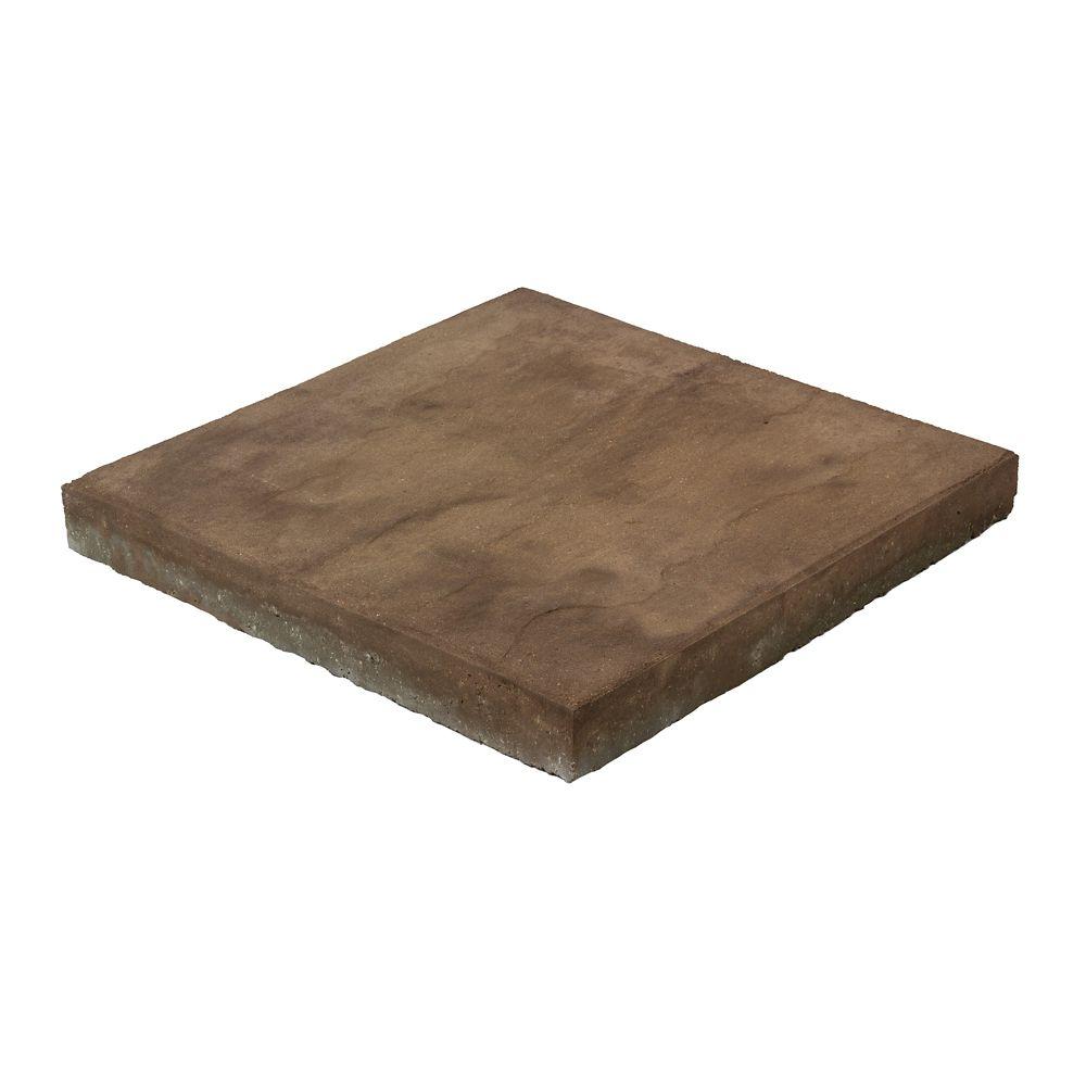 Mocca, Slate Dynasty Slab - 16 Inch x 16 Inch