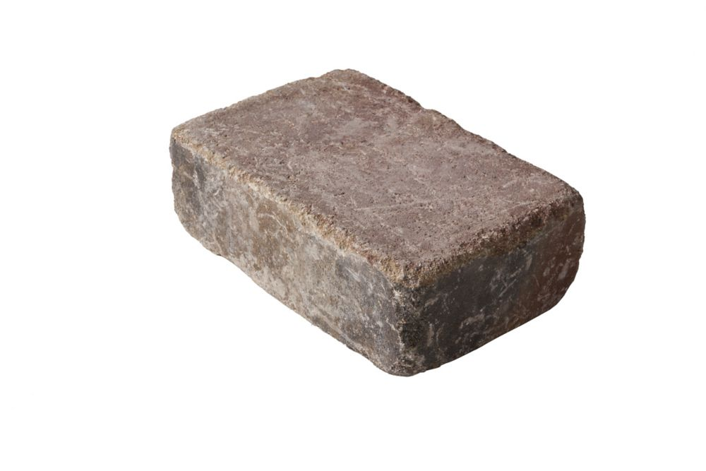 Antique Brown, Quarry Stone - 8 Inch x 12 Inch x 4 Inch