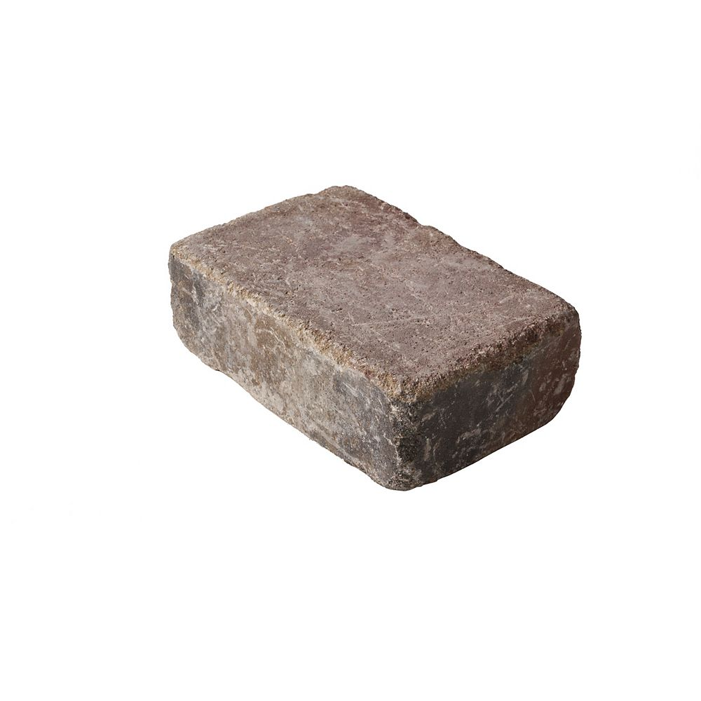 Barkman Antique Brown, Quarry Stone - 8-inch x 12-inch x 4 Inch