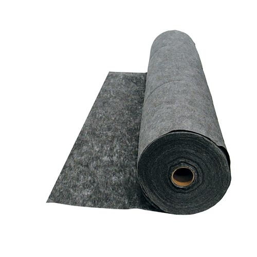 Better Barriers 6 ft. x 50 ft. Hardscape Fabric - Folded