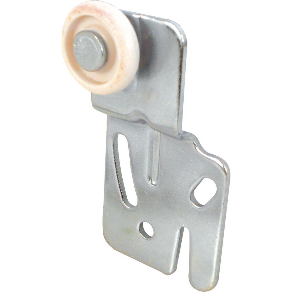 Prime-Line 7/8-inch Nylon Front Wardrobe Door Roller