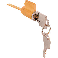 Patio Door Cylinder Lock