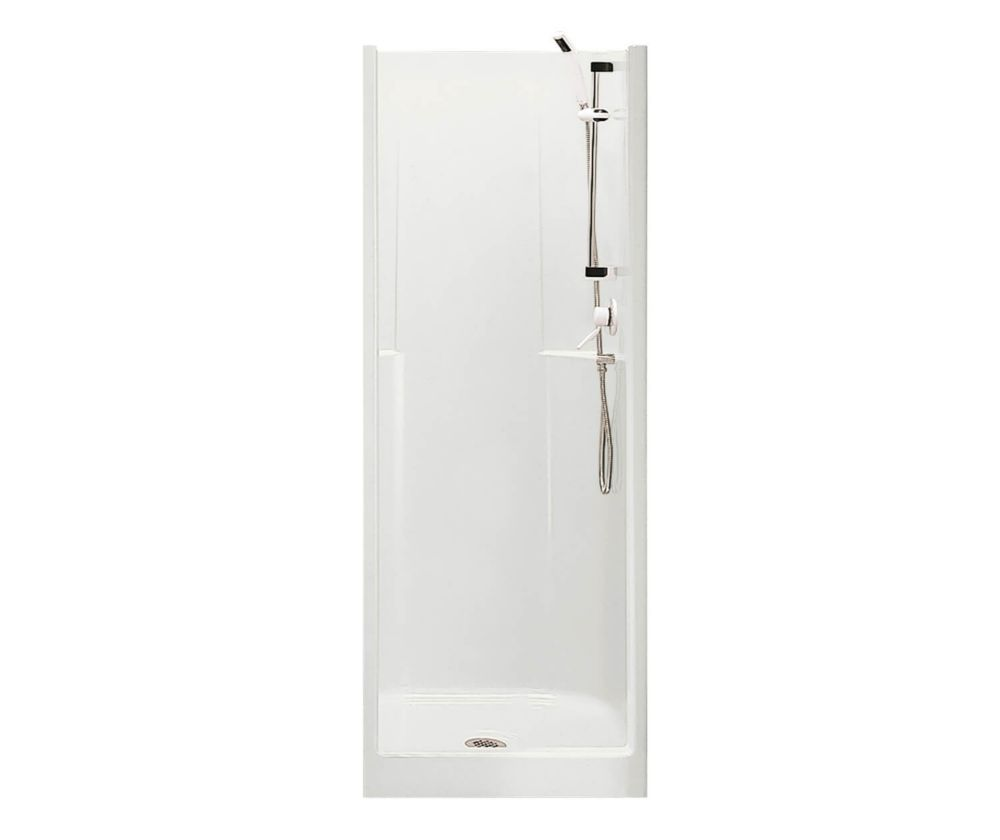 MAAX Biarritz P40 32 Inch X 29 Inch 1 Piece Shower Stall The Home Depot Canada
