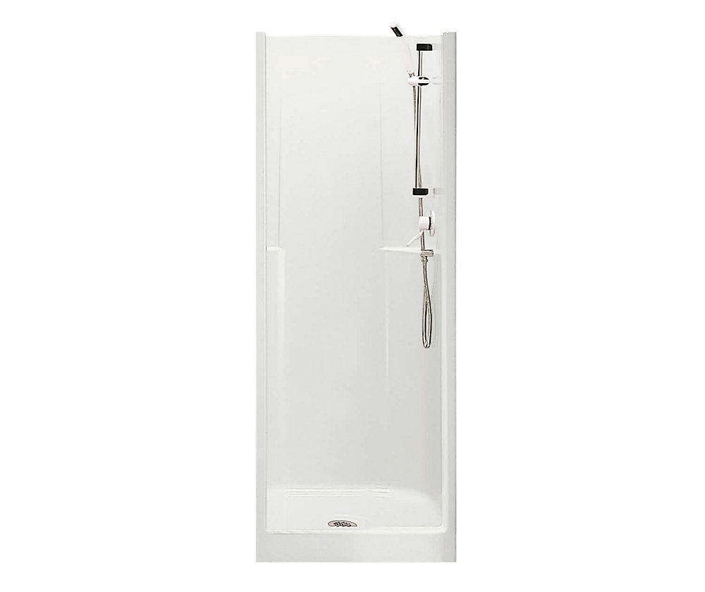 Biarritz P40 32-inch x 29-inch 1-Piece Shower Stall
