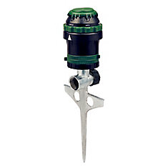 H2O-Six Gear Drive Sprinkler with Spike