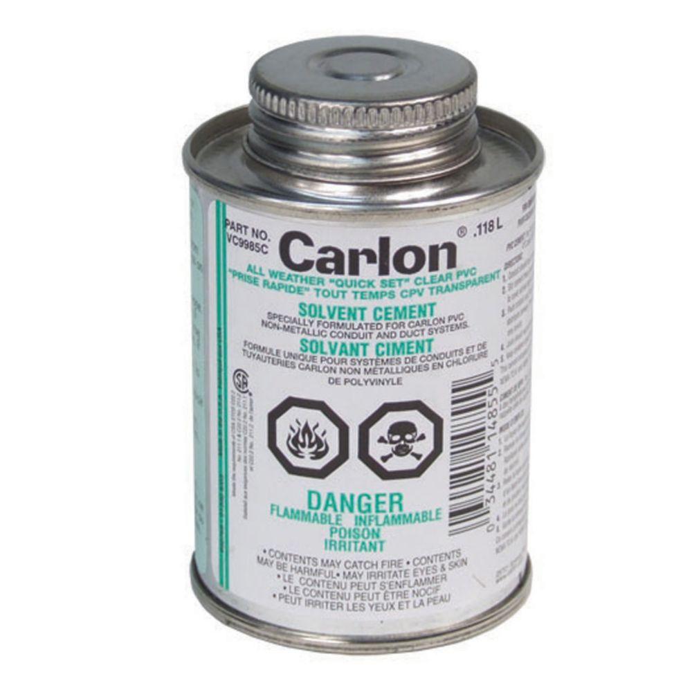 Ciment À  Prise Rapide  Solvant 118 ml