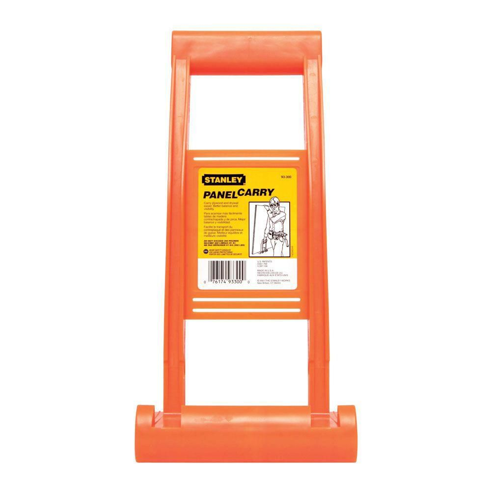 Lightweight Highly Visible STANLEY Panel Carry Orange Less than 1 lb