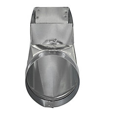 3 1/4 x 10 x 5 inch End Boot