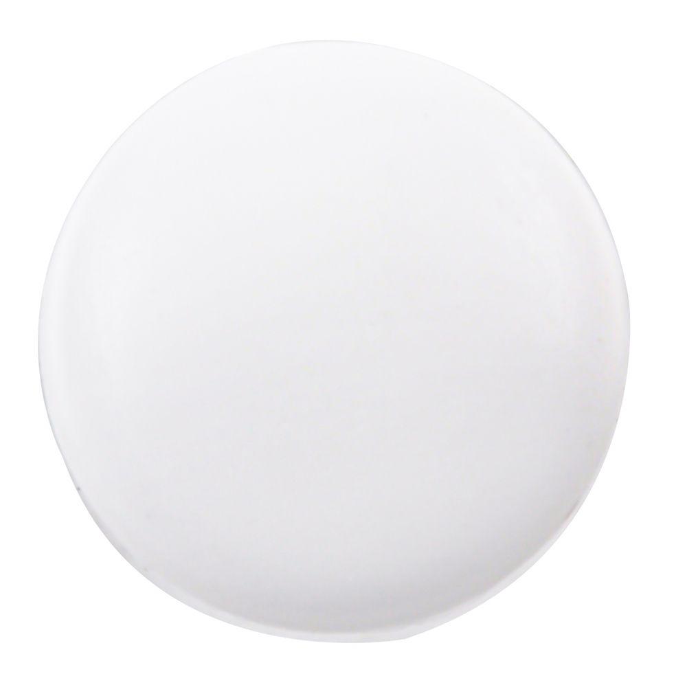 6-8 Snap Caps White