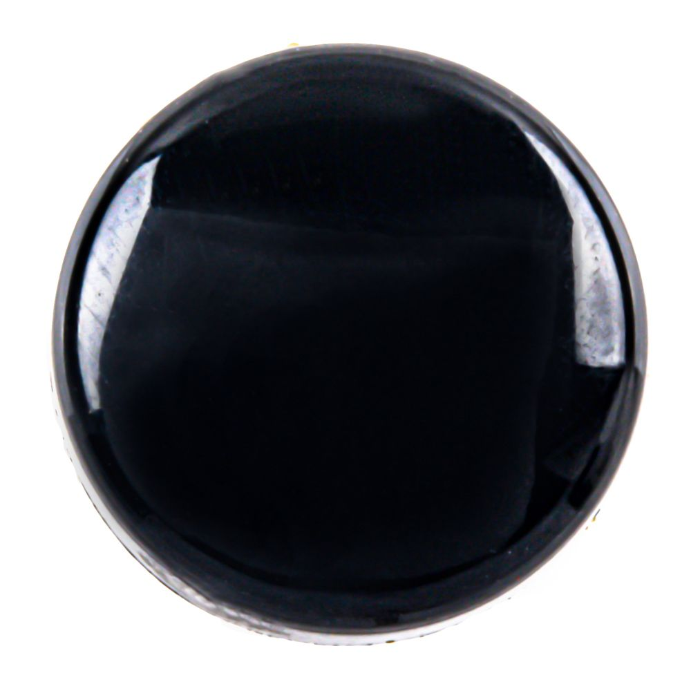 10-14 Snap Caps Black