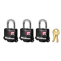 Master Lock Cadenas Laminé couverts
