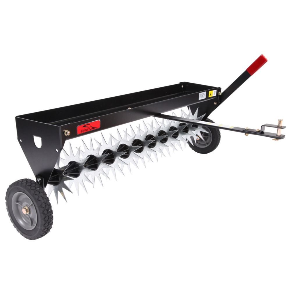 Brinly 40 In. Spike Aerator