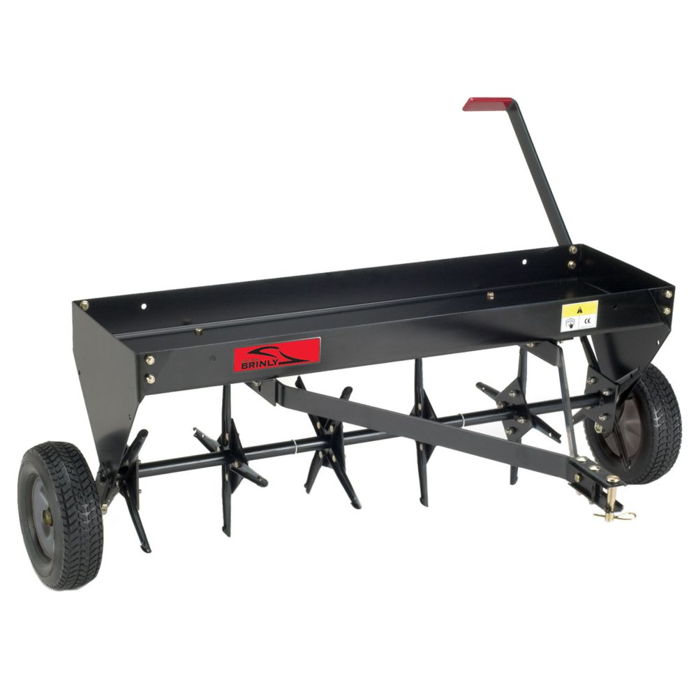 Aerateur De Gazon Tractable