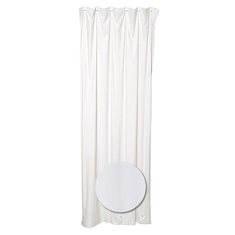 Glacier Bay Shower Stall Liner - White