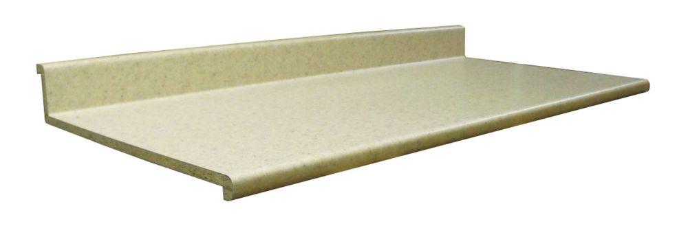 Vanity Countertop profile 2300, Carrara Envision 7494-58, 22.5 inches x 60 inches
