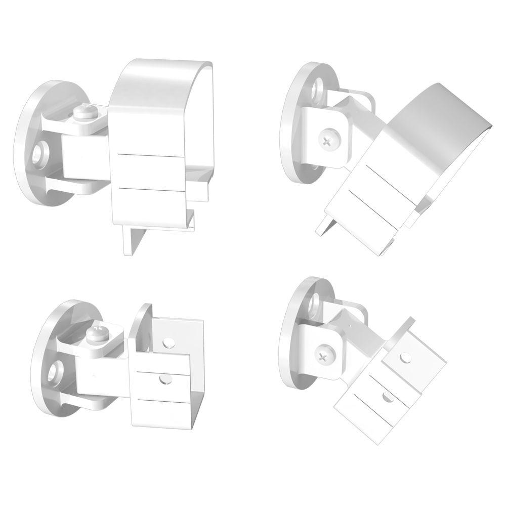 RailBlazers Universal Connector - White
