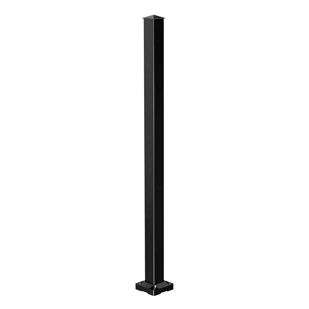RailBlazers Black Stair Post