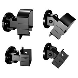RailBlazers Black Universal Connector