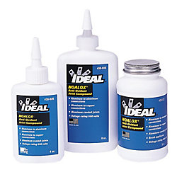 IDEAL Noalox Anti-Oxidant Compound8 oz. Bottle with Brush in Cap