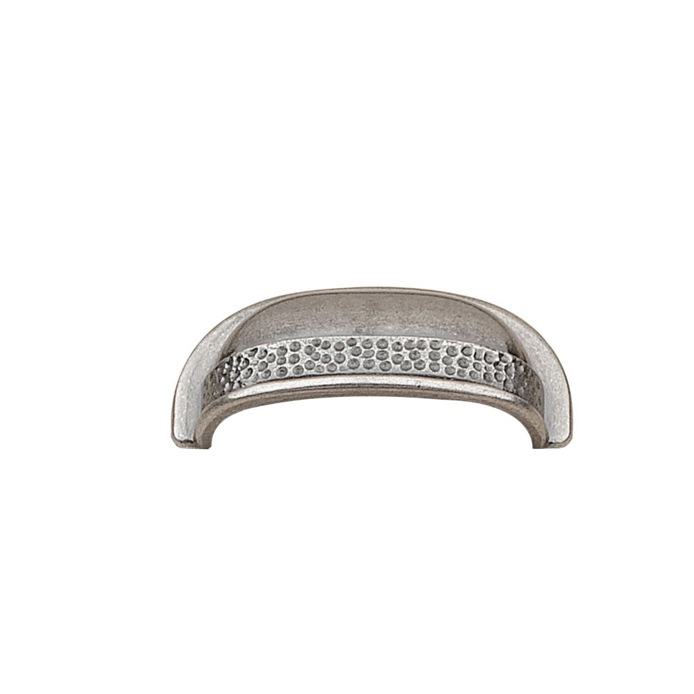 Transitional Metal Pull - Natural Iron - 64 mm C. to C.