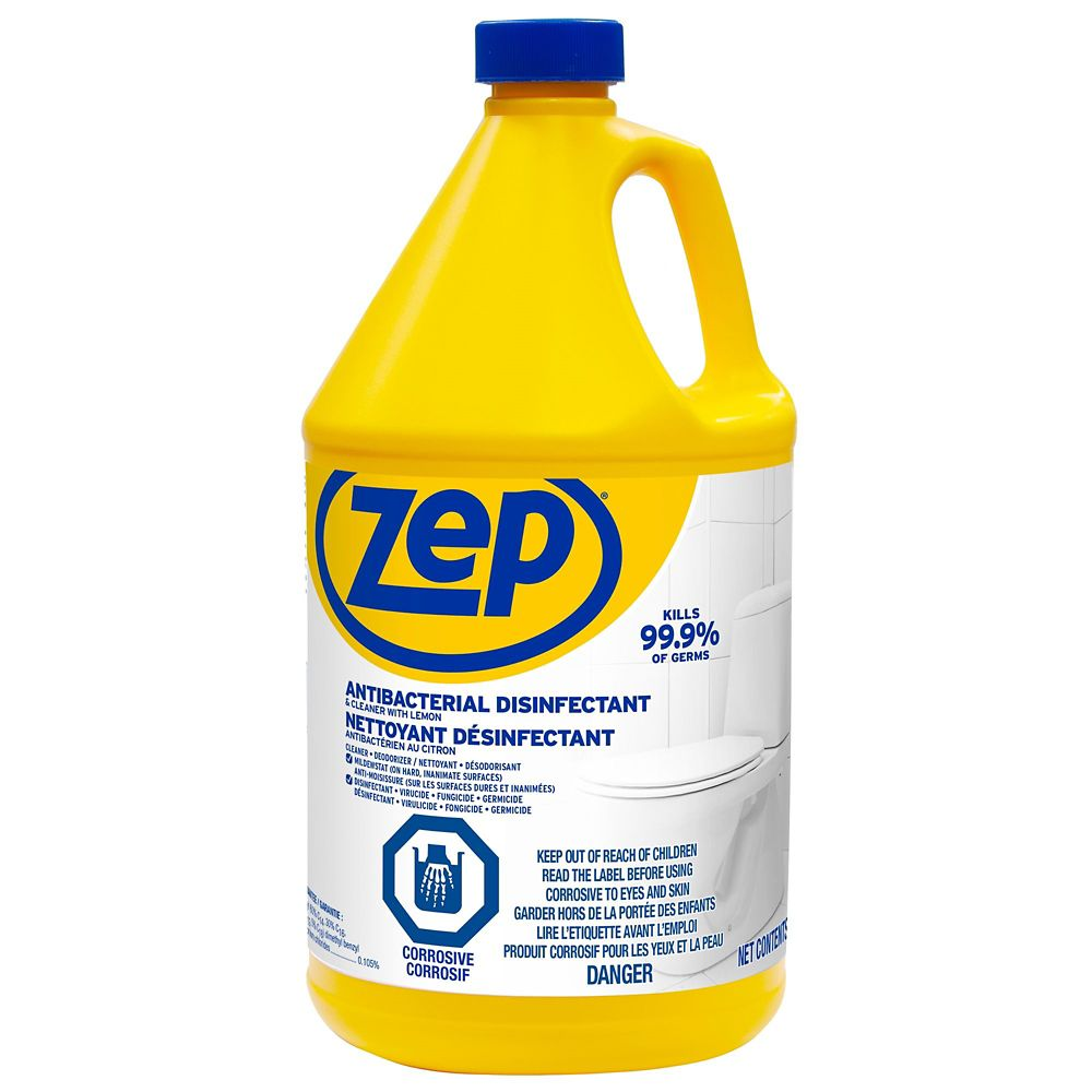 Zep Anti-Bacterial Disinfectant