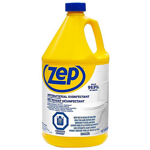 Désinfectant antibactérien Zep