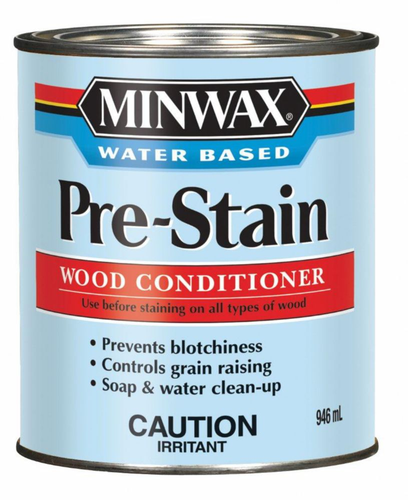 Water-Based Wood Conditioner