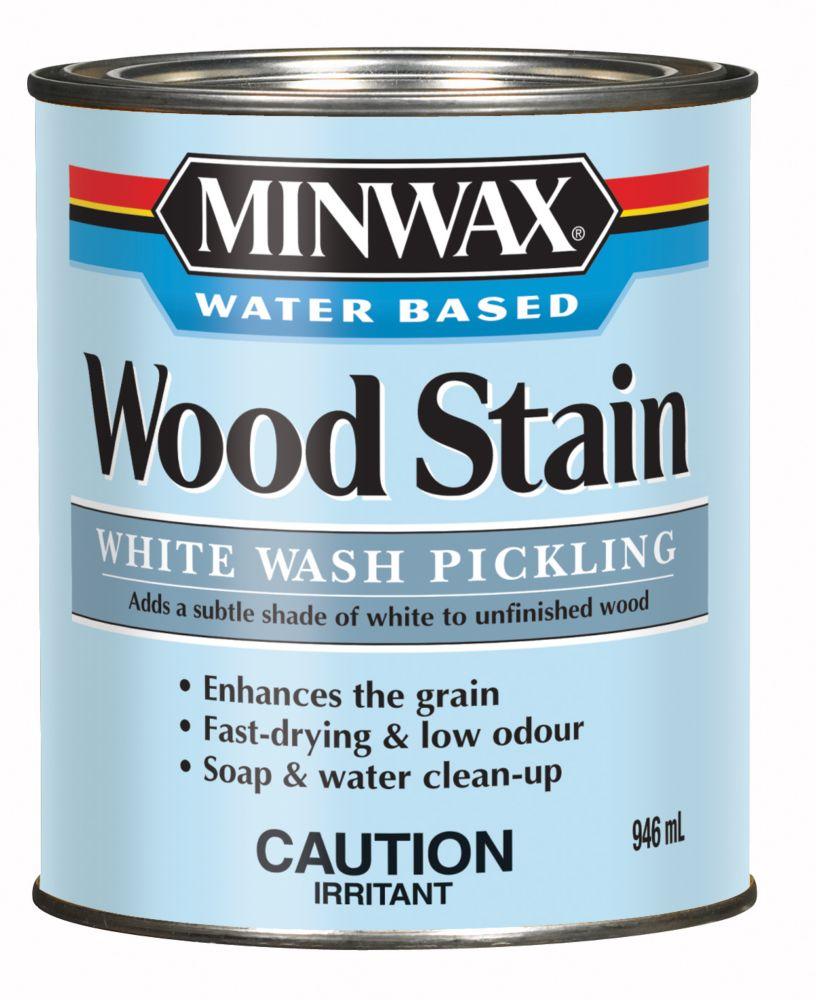 White Wash Pickling Stain
