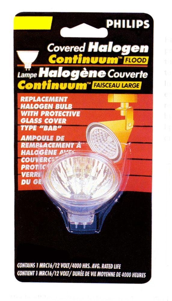 Halogène 35 W MRC 16 Halogène MRC16 faisceau large 35 W 12 V