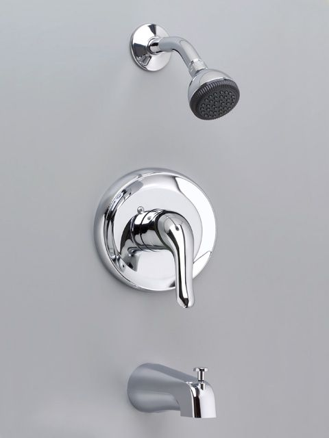 Cadet Bath/Shower Faucet Kit