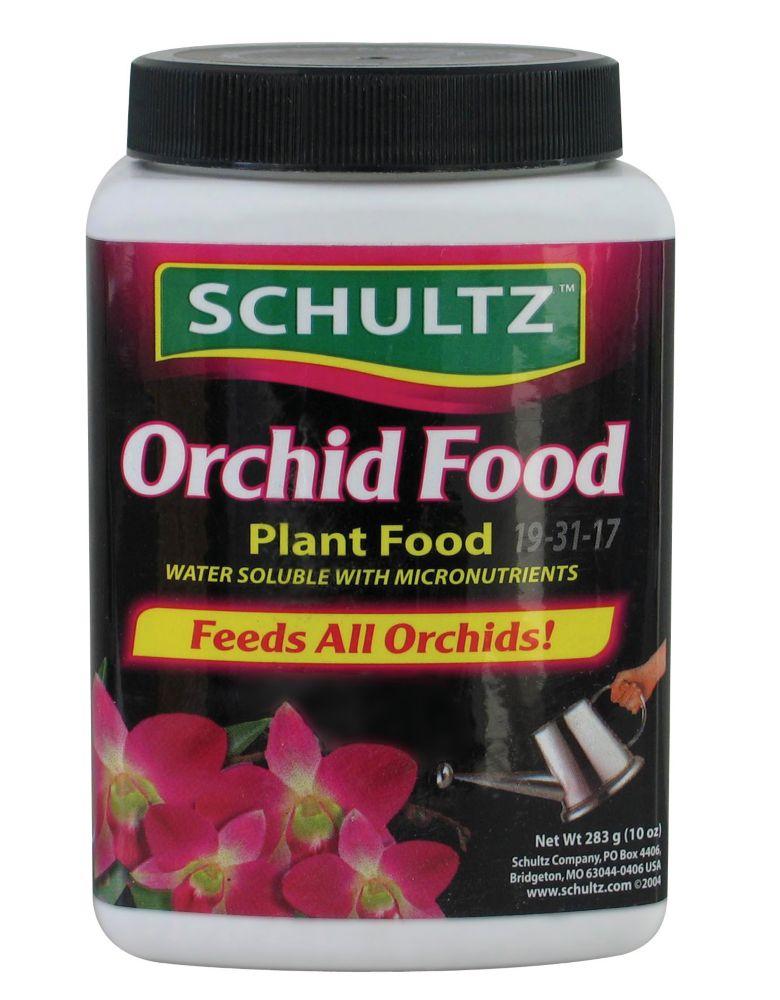 Engrais pour orchidées Schultz (283 g)