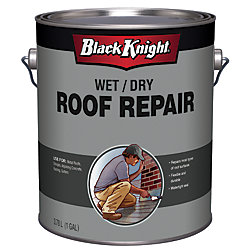 Black Knight Reparatioin De Toitures - A surfaces Seches Et Humides
