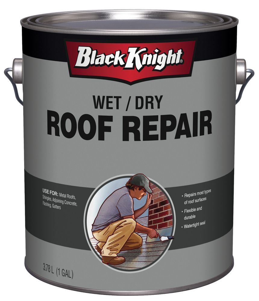Black Knight 4 kg Wet/Dry Roof Repair