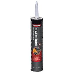 Black Knight Mélange pour réparation de toiture toutes saisons, 300 mL