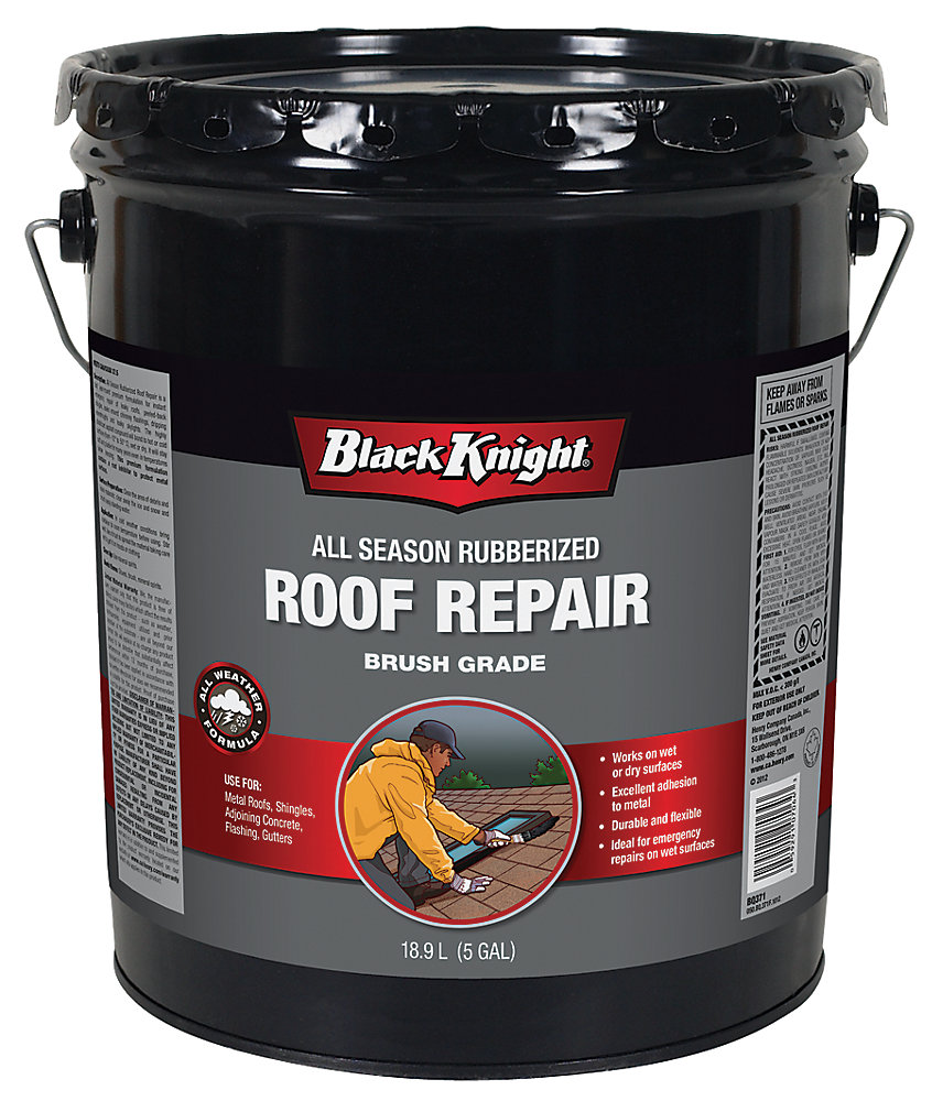 18 9L All Season Rubberized Roof Repair