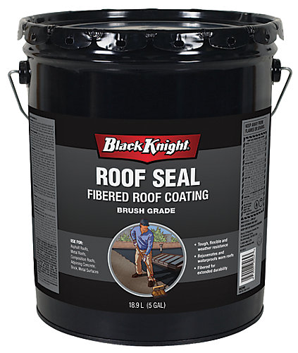 18 9l Fibered Roof Coating Seal