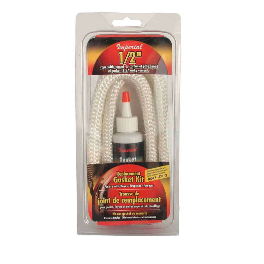 1/2 Inch  WHT Fglass Gasket Kit EFS