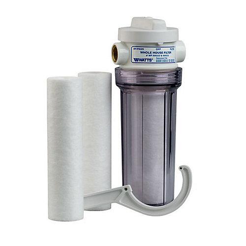 Watts Systme De Filtration Standard Pour La Maison Avec  Filtres