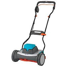 12V 380AC Cordless Reel Lawn Mower