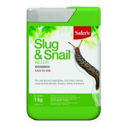 Safer'S Tue limaces et escargots, 1 kg