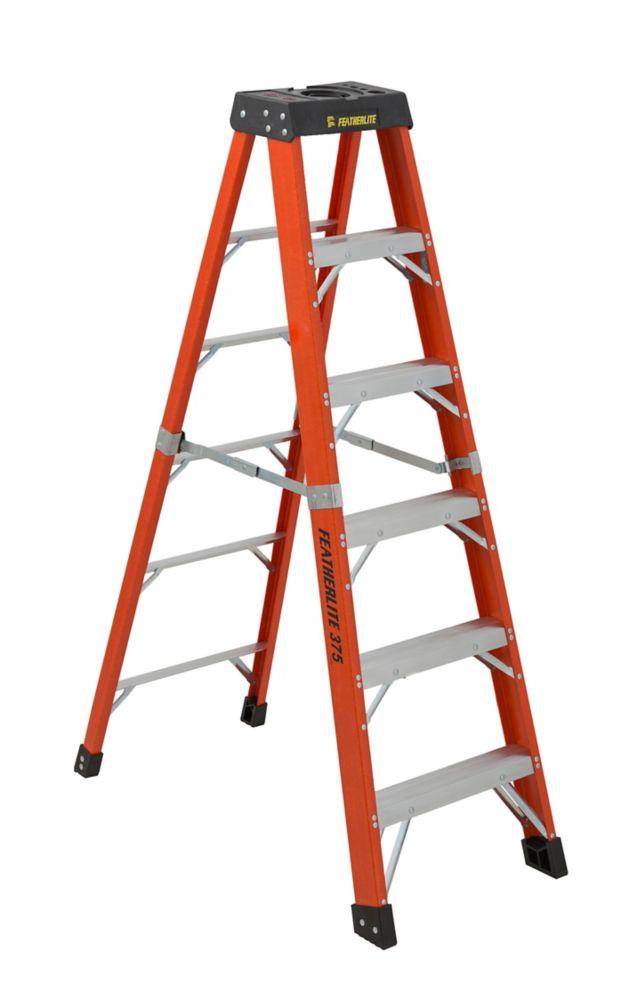 Featherlite Featherlite fibreglass Step Ladder