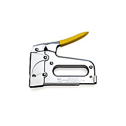 Arrow Cul Staple Gun, Shoots Insulated Staples