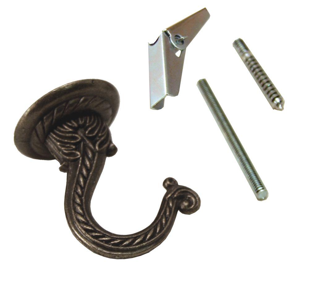 Pewter Jumbo Hook