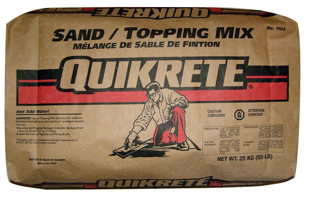 Sand / Topping Mix 25kg