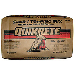 Quikrete Sand / Topping Mix 25kg