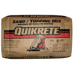 Quikrete Mélange pour sable/recouvrement 25kg