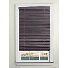 Cordless Wood Blinds 2 Inch