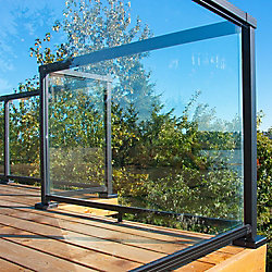 RailBlazers 42 inch Glass Panel